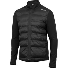 2XU M's Heat Half Puffer Jacket black/black